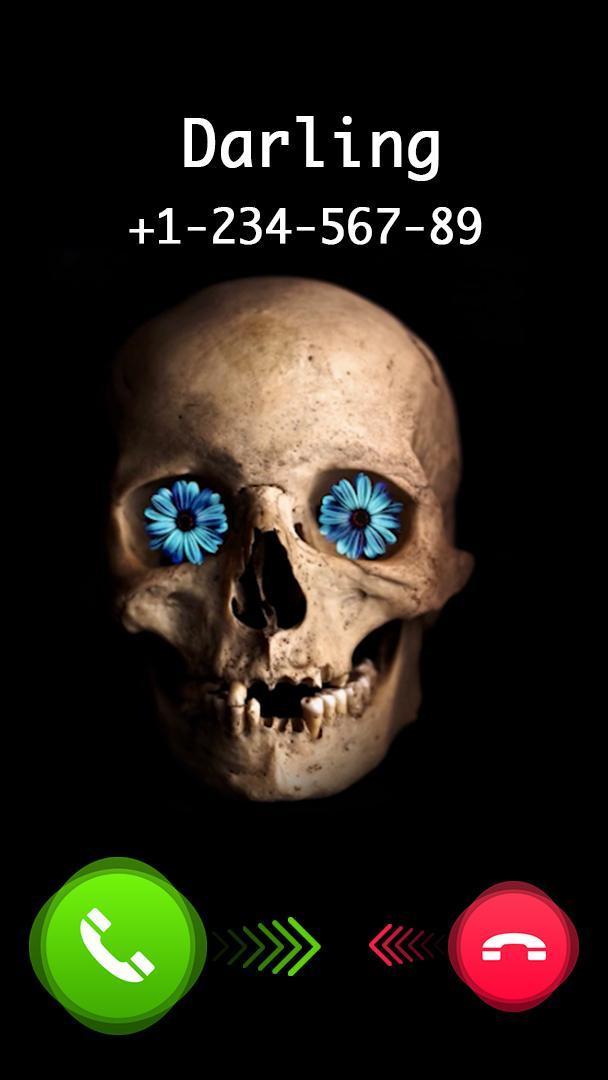 Skull Caller Screen 1.2 Screenshot 4