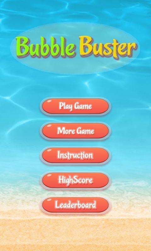 Bubble Buster 1.15 Screenshot 3