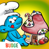 The Smurfs Bakery app icon