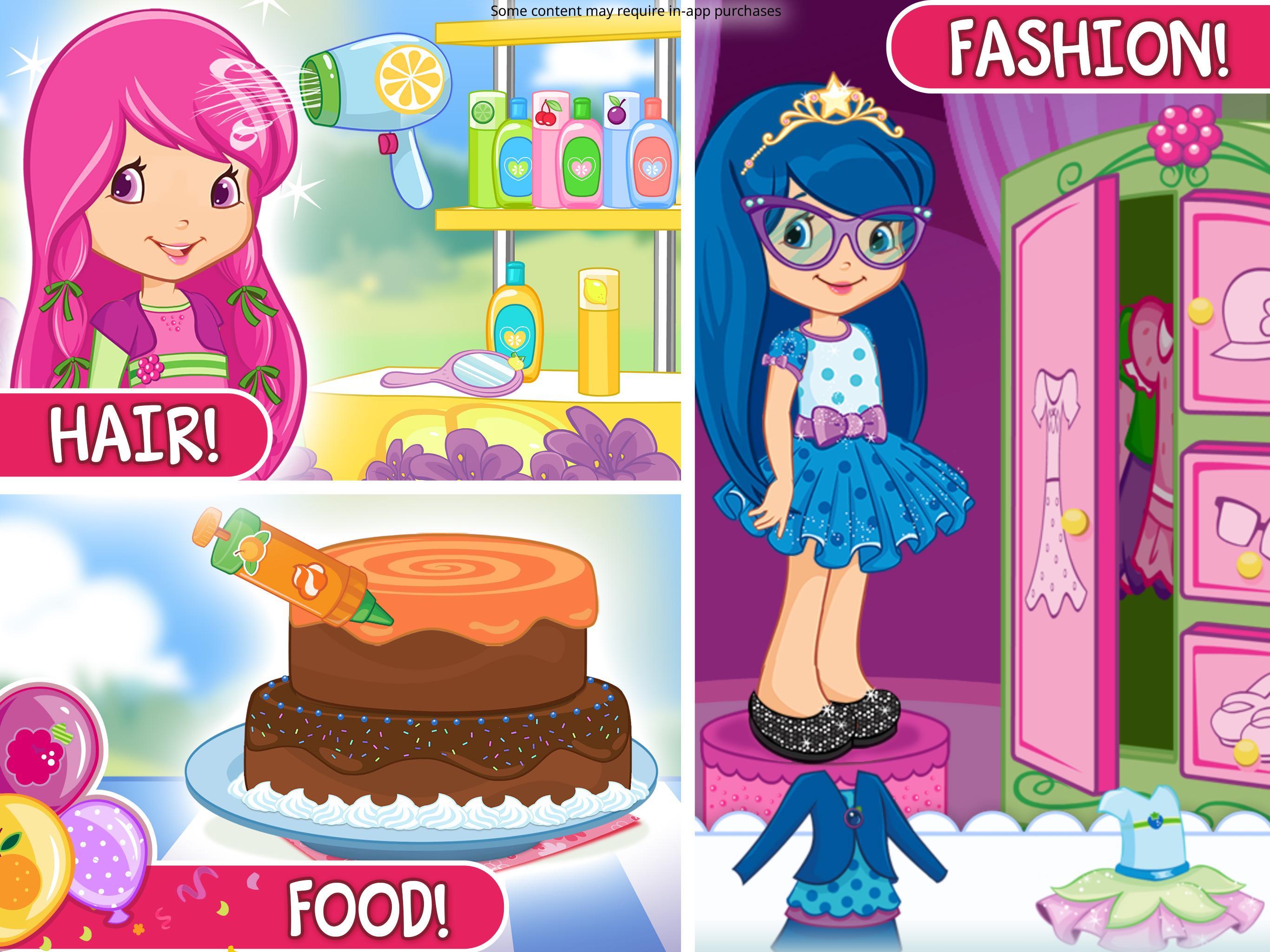 Strawberry Shortcake Berryfest Party 1.6 Screenshot 12