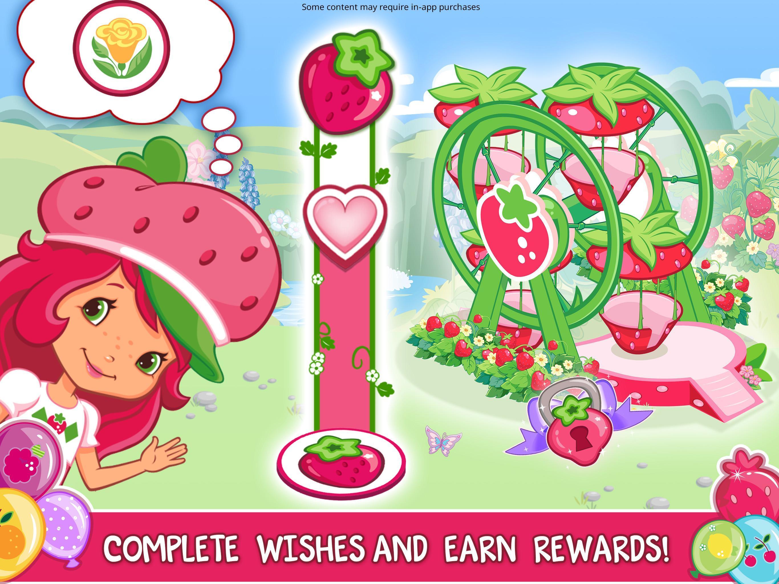 Strawberry Shortcake Berryfest Party 1.6 Screenshot 9