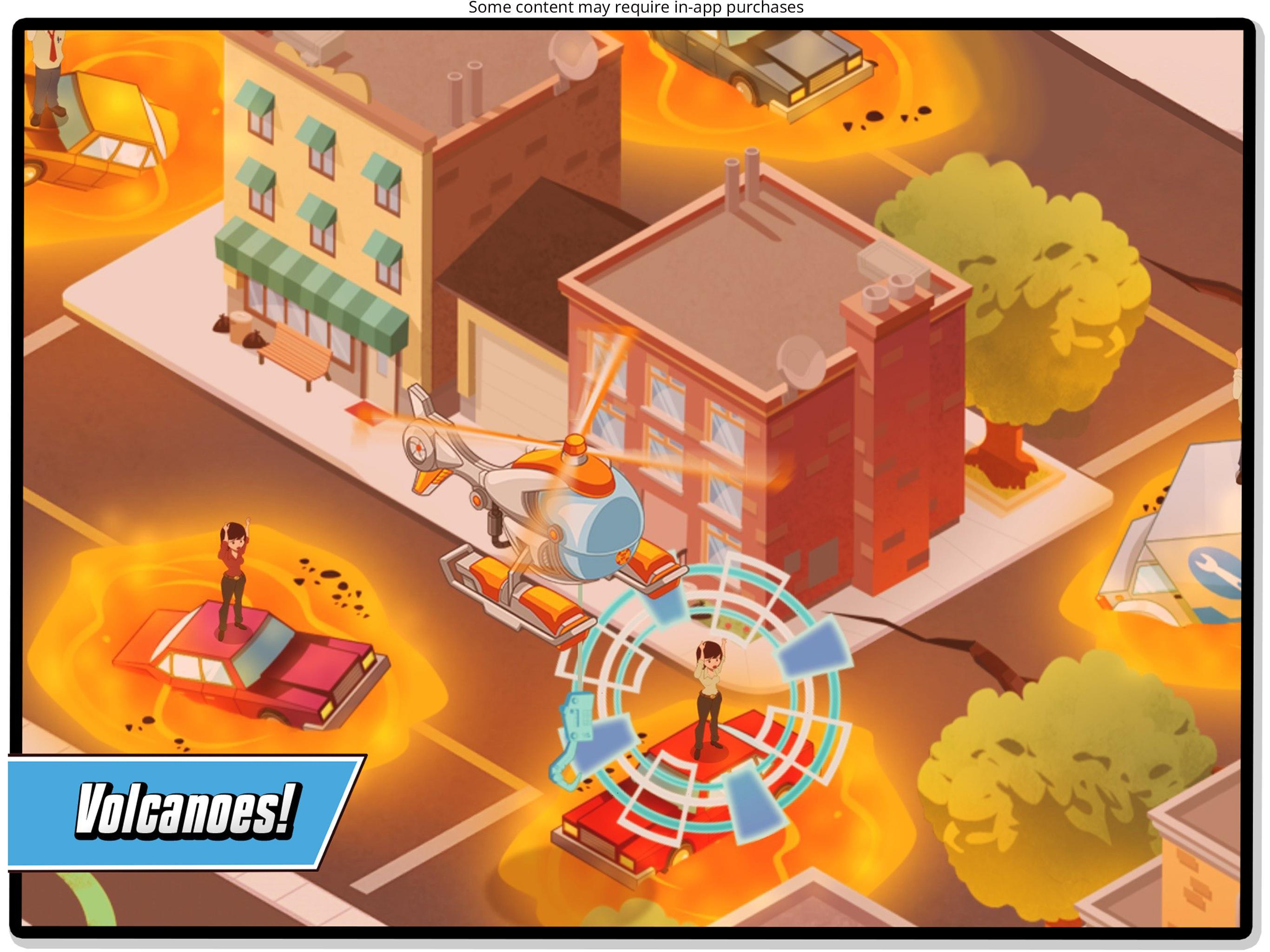 Transformers Rescue Bots: Hero Adventures 2.1 Screenshot 11