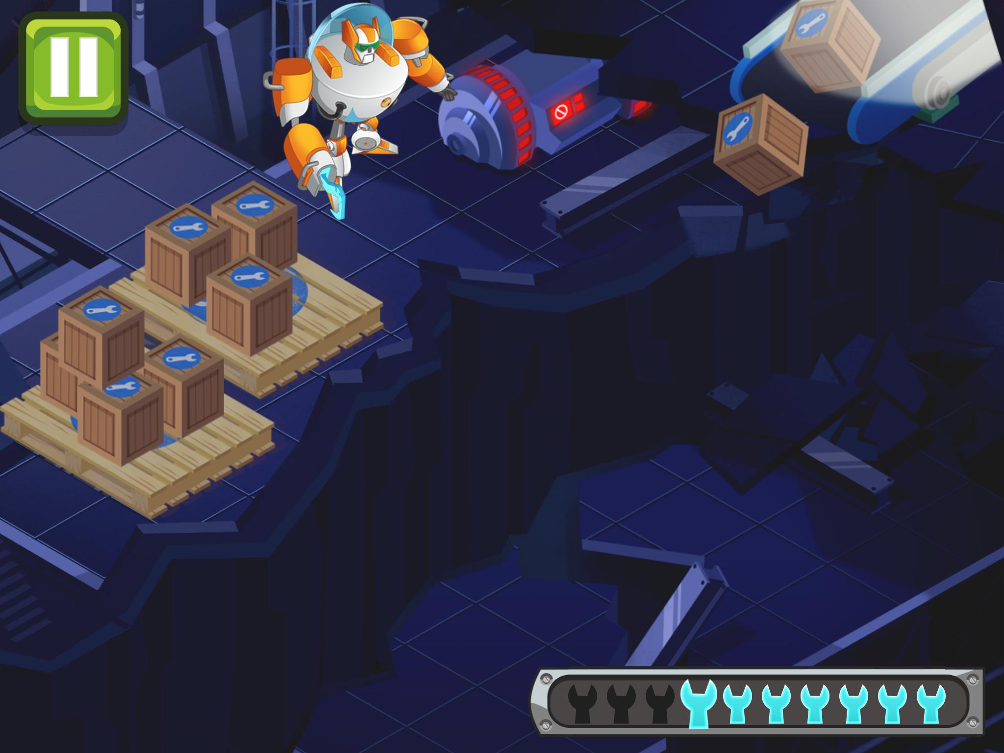 Transformers Rescue Bots: Hero Adventures 2.1 Screenshot 21