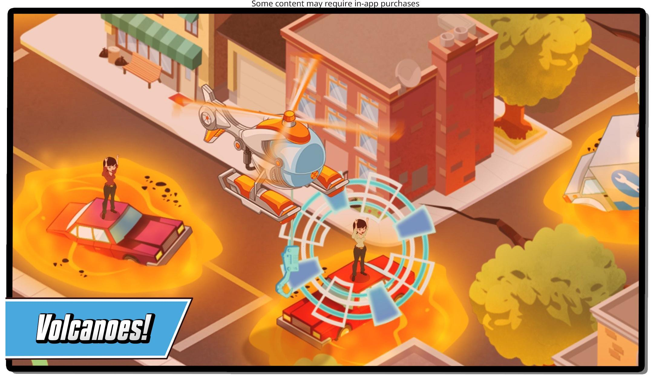 Transformers Rescue Bots: Hero Adventures 2.1 Screenshot 4
