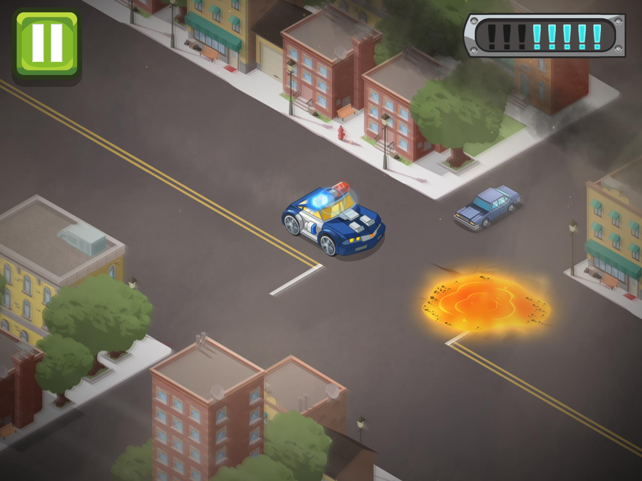 Transformers Rescue Bots: Hero Adventures 2.1 Screenshot 7