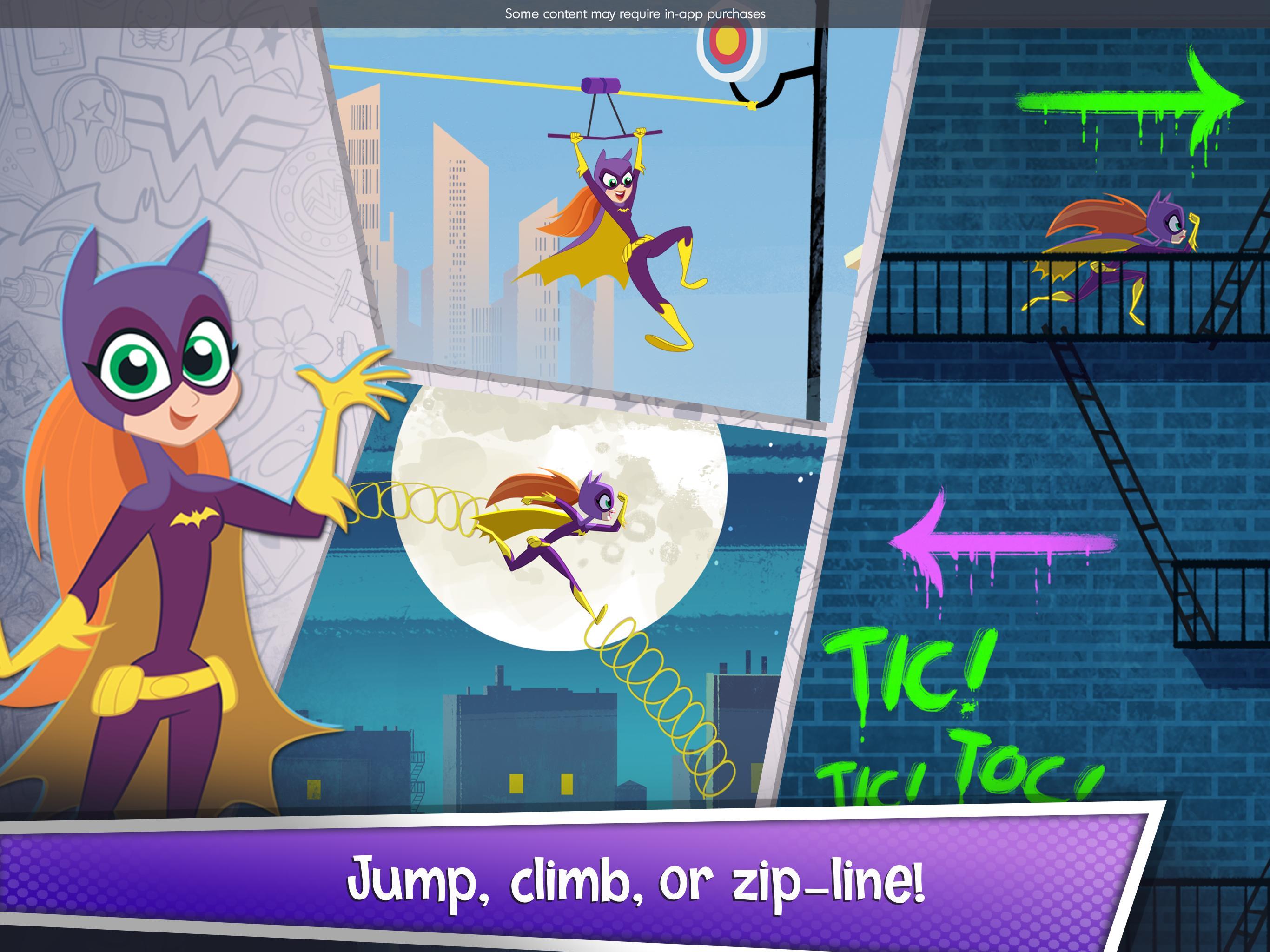 DC Super Hero Girls Blitz 1.4 Screenshot 10