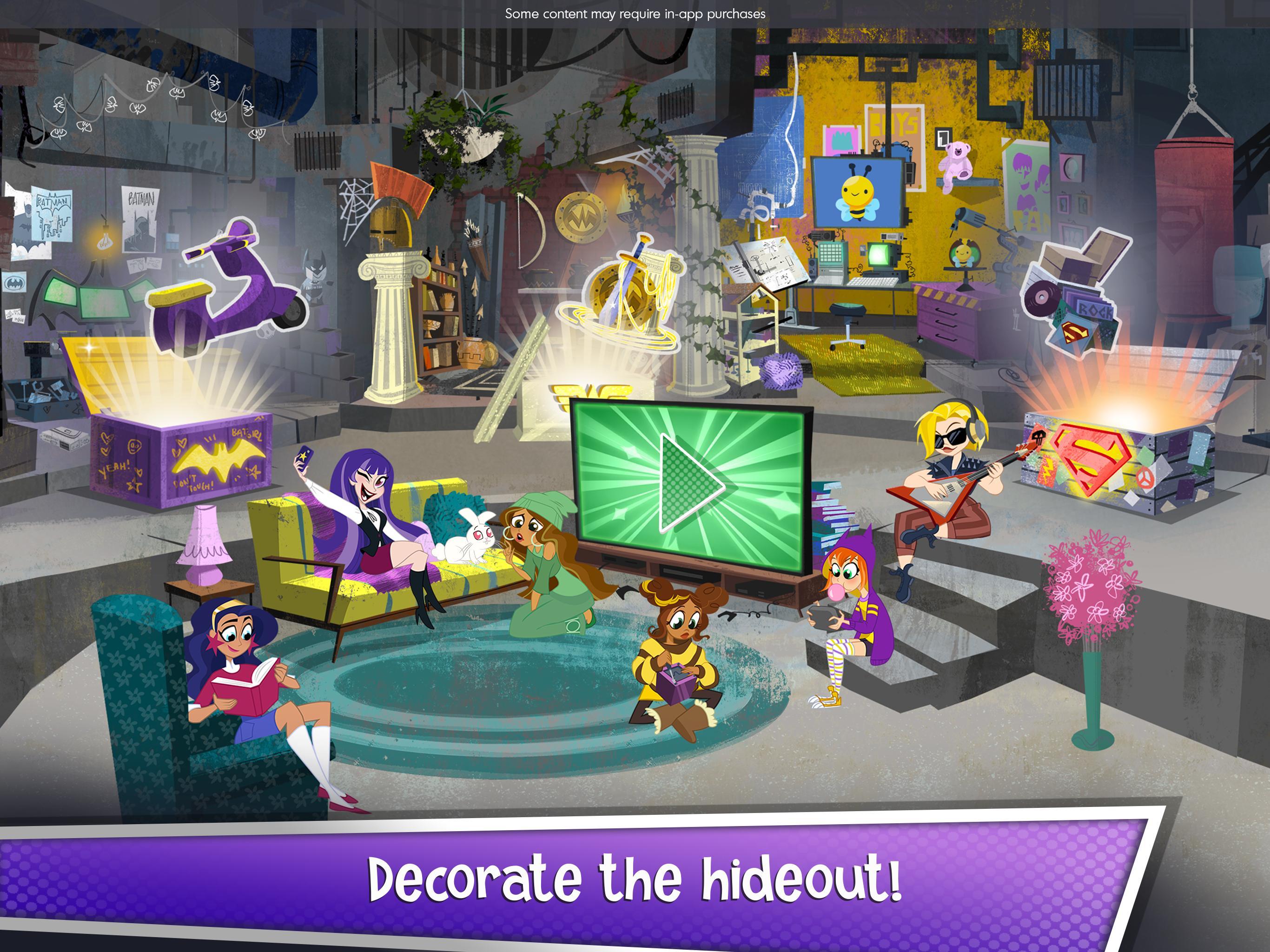 DC Super Hero Girls Blitz 1.4 Screenshot 11