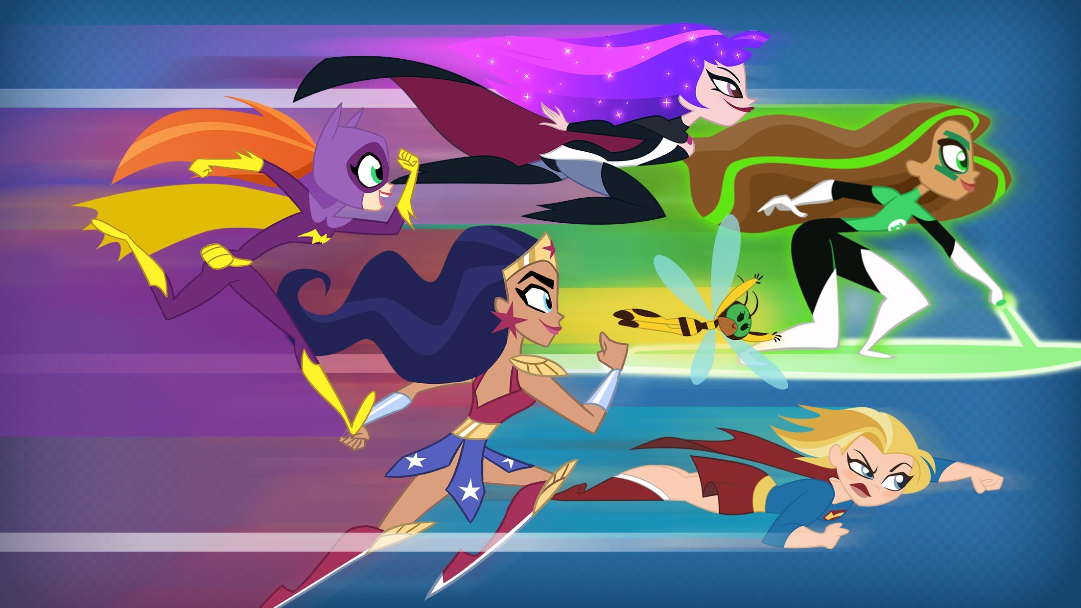 DC Super Hero Girls Blitz 1.4 Screenshot 8