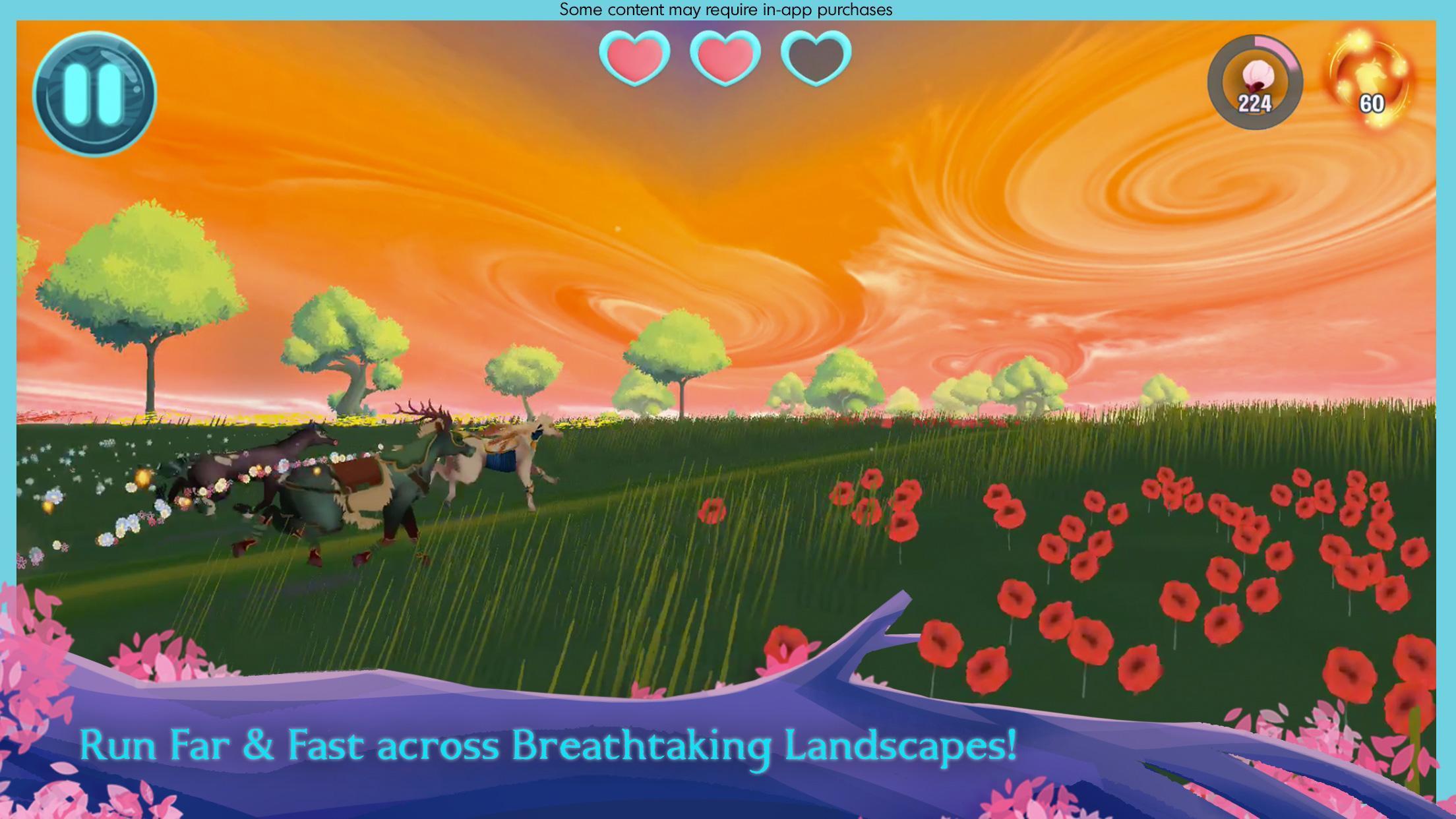 EverRun The Horse Guardians - Epic Endless Runner 2.3 Screenshot 1