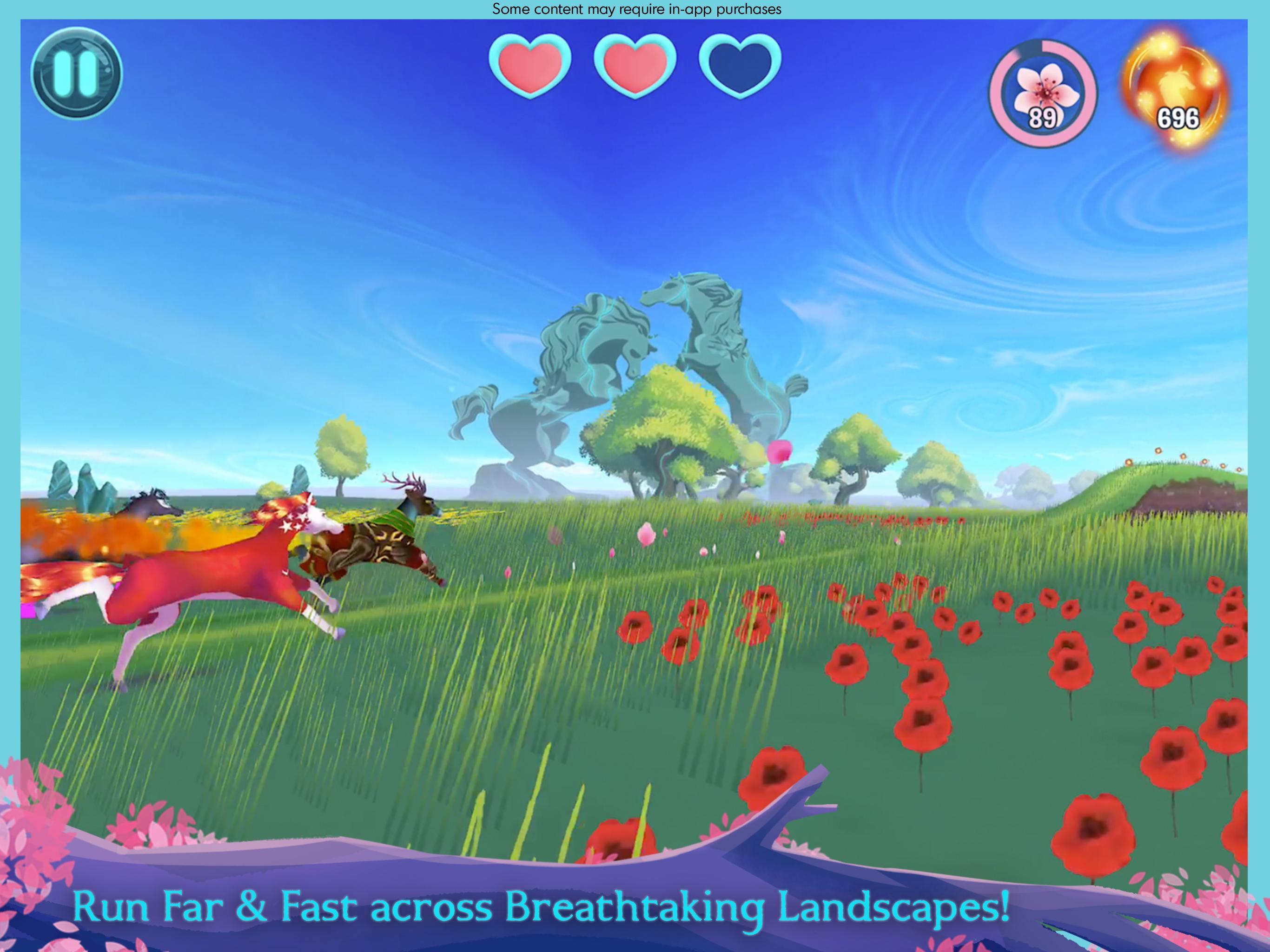 EverRun The Horse Guardians - Epic Endless Runner 2.3 Screenshot 11