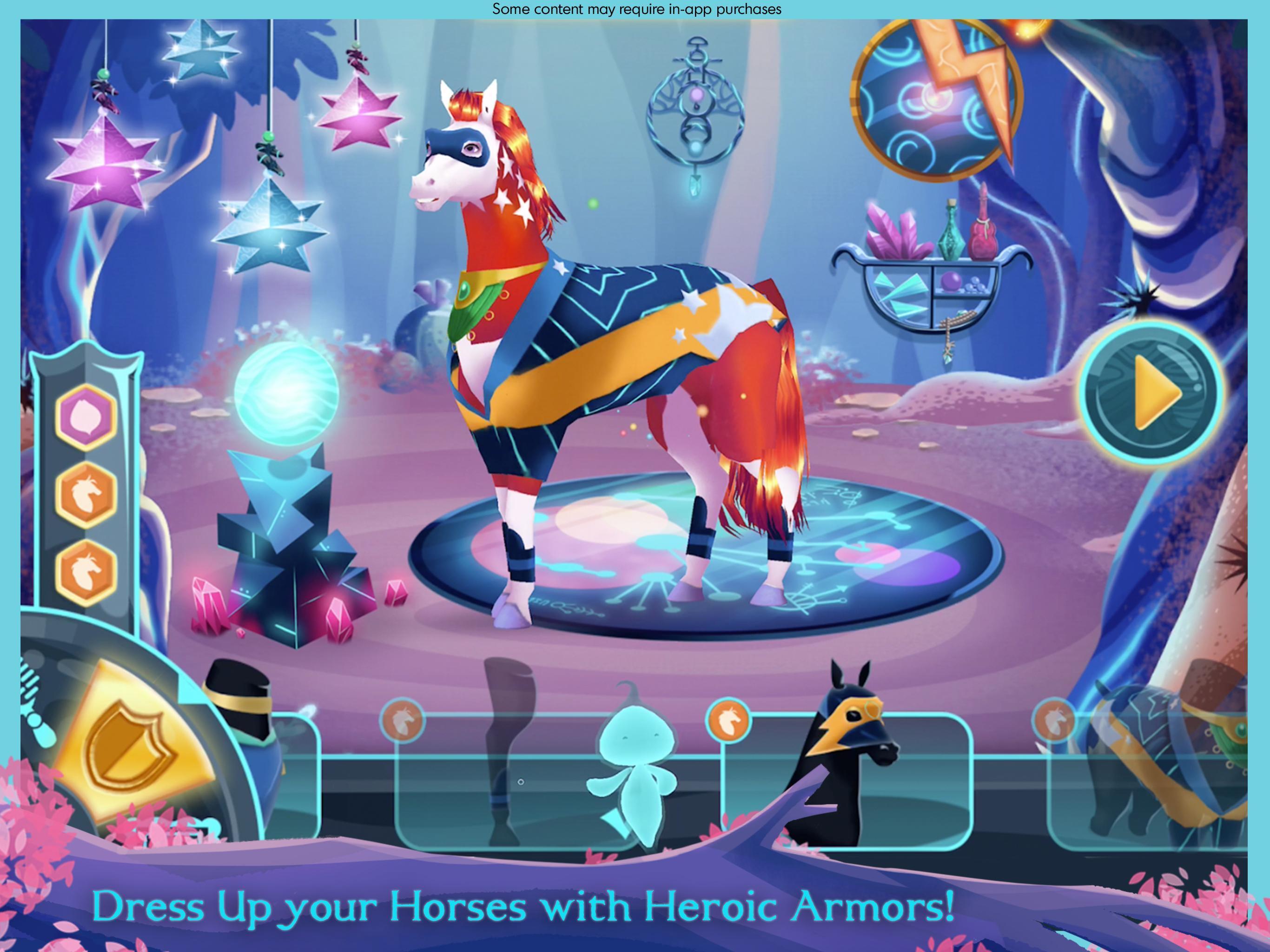 EverRun The Horse Guardians - Epic Endless Runner 2.3 Screenshot 13