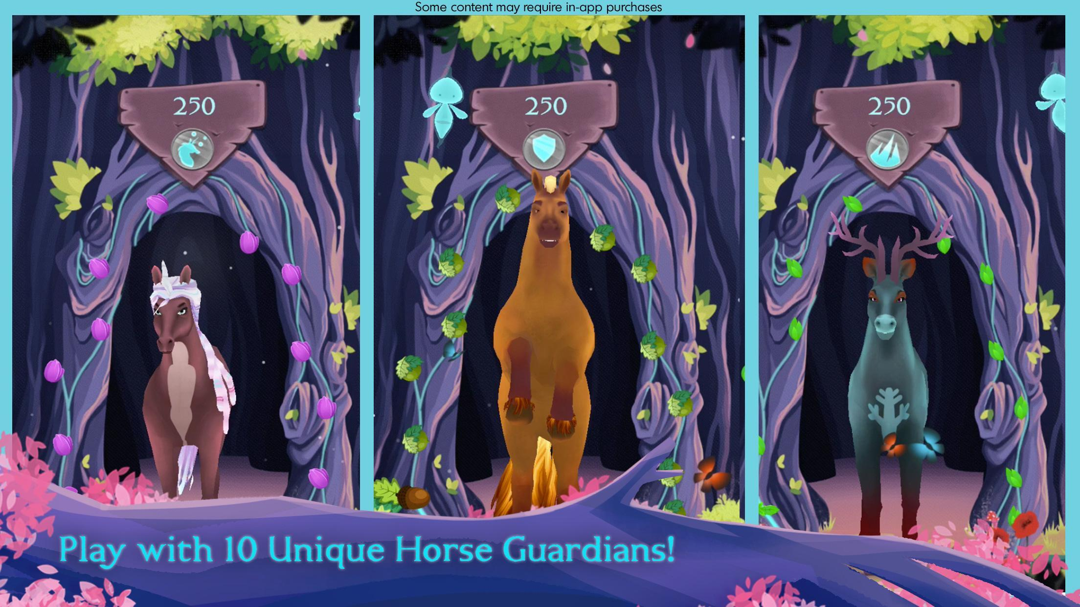EverRun The Horse Guardians - Epic Endless Runner 2.3 Screenshot 2