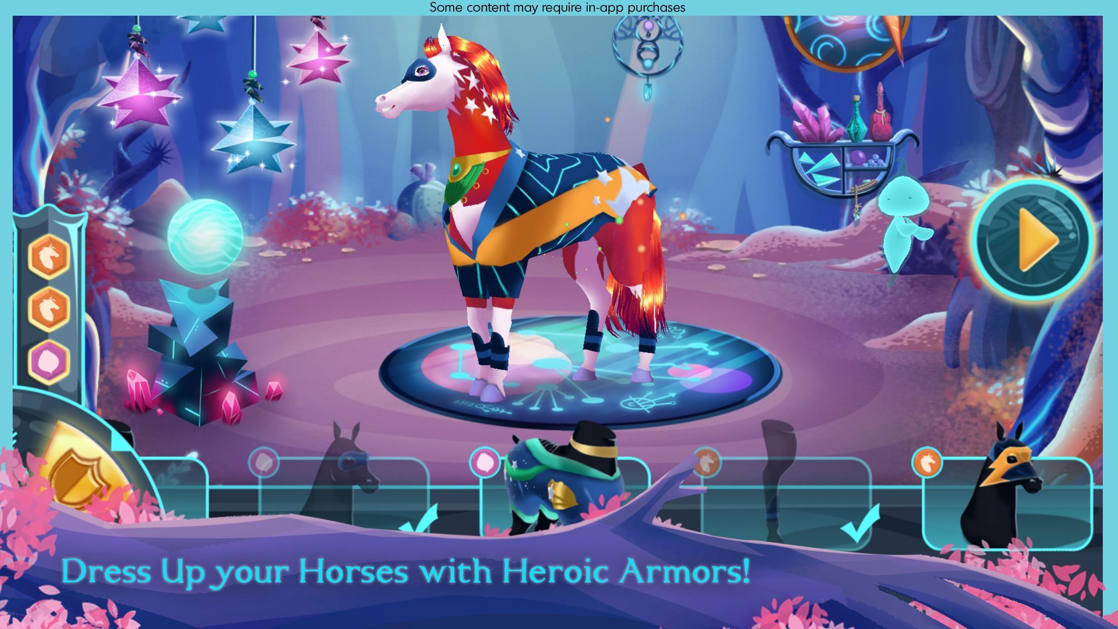 EverRun The Horse Guardians - Epic Endless Runner 2.3 Screenshot 3
