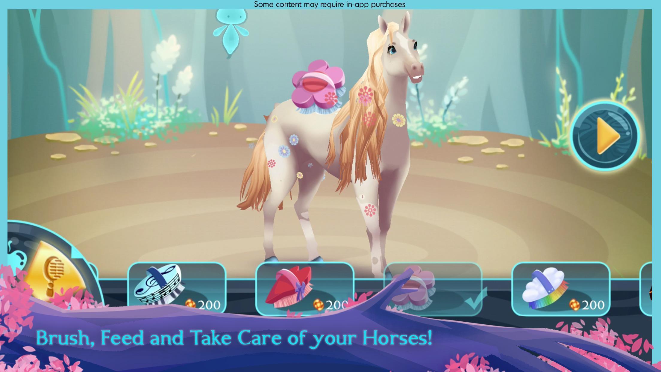 EverRun The Horse Guardians - Epic Endless Runner 2.3 Screenshot 5