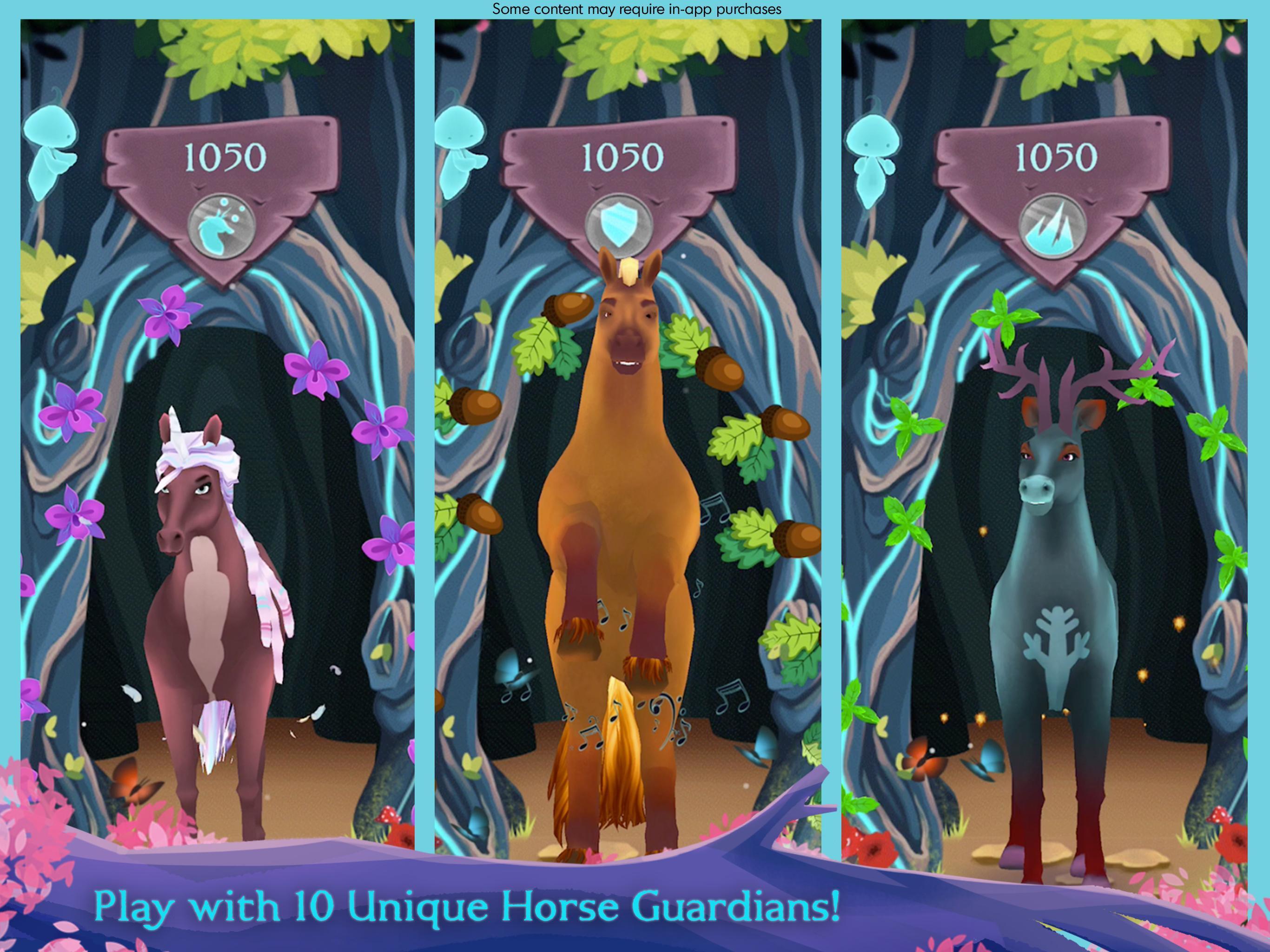 EverRun The Horse Guardians - Epic Endless Runner 2.3 Screenshot 7