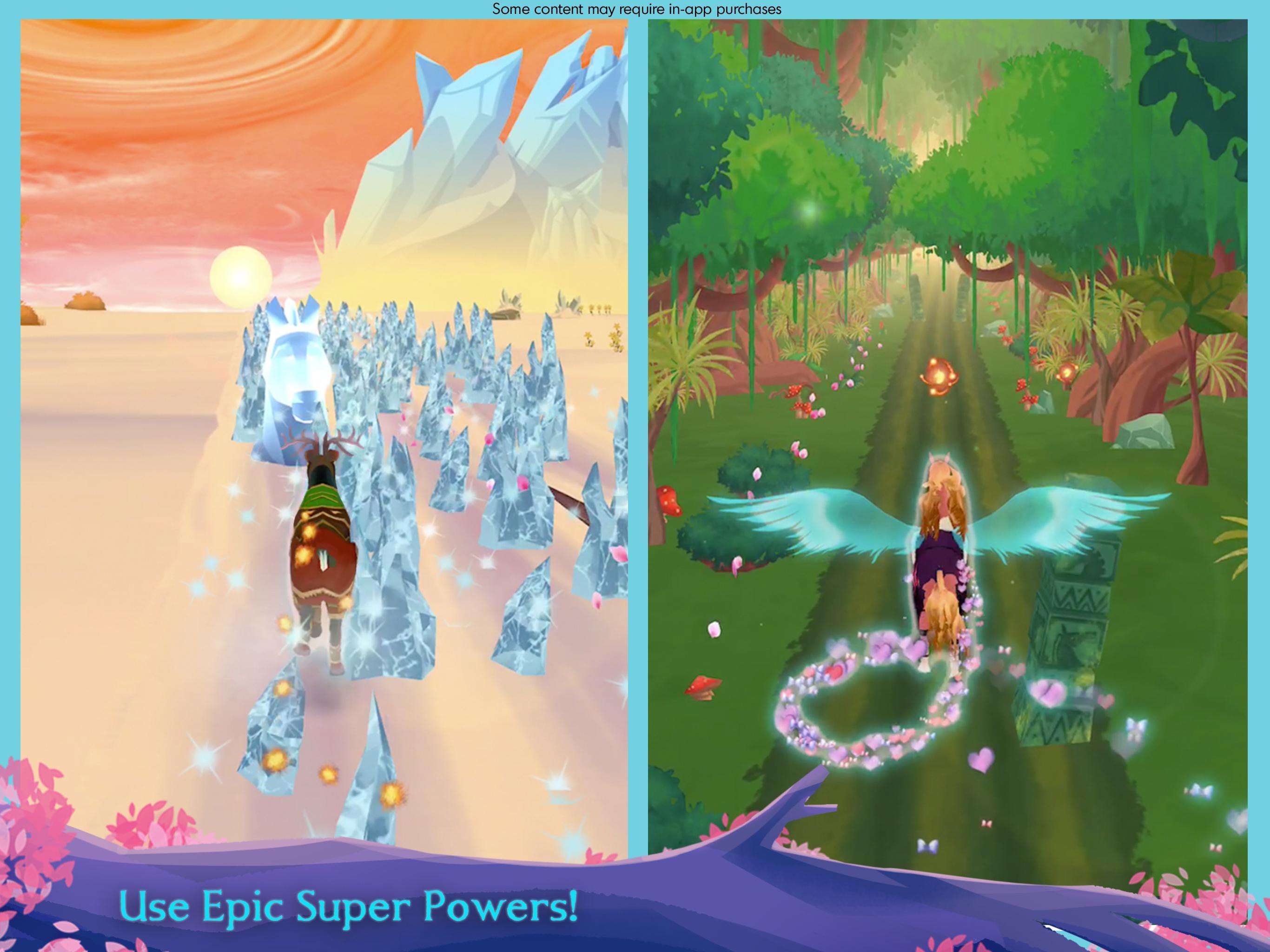 EverRun The Horse Guardians - Epic Endless Runner 2.3 Screenshot 9