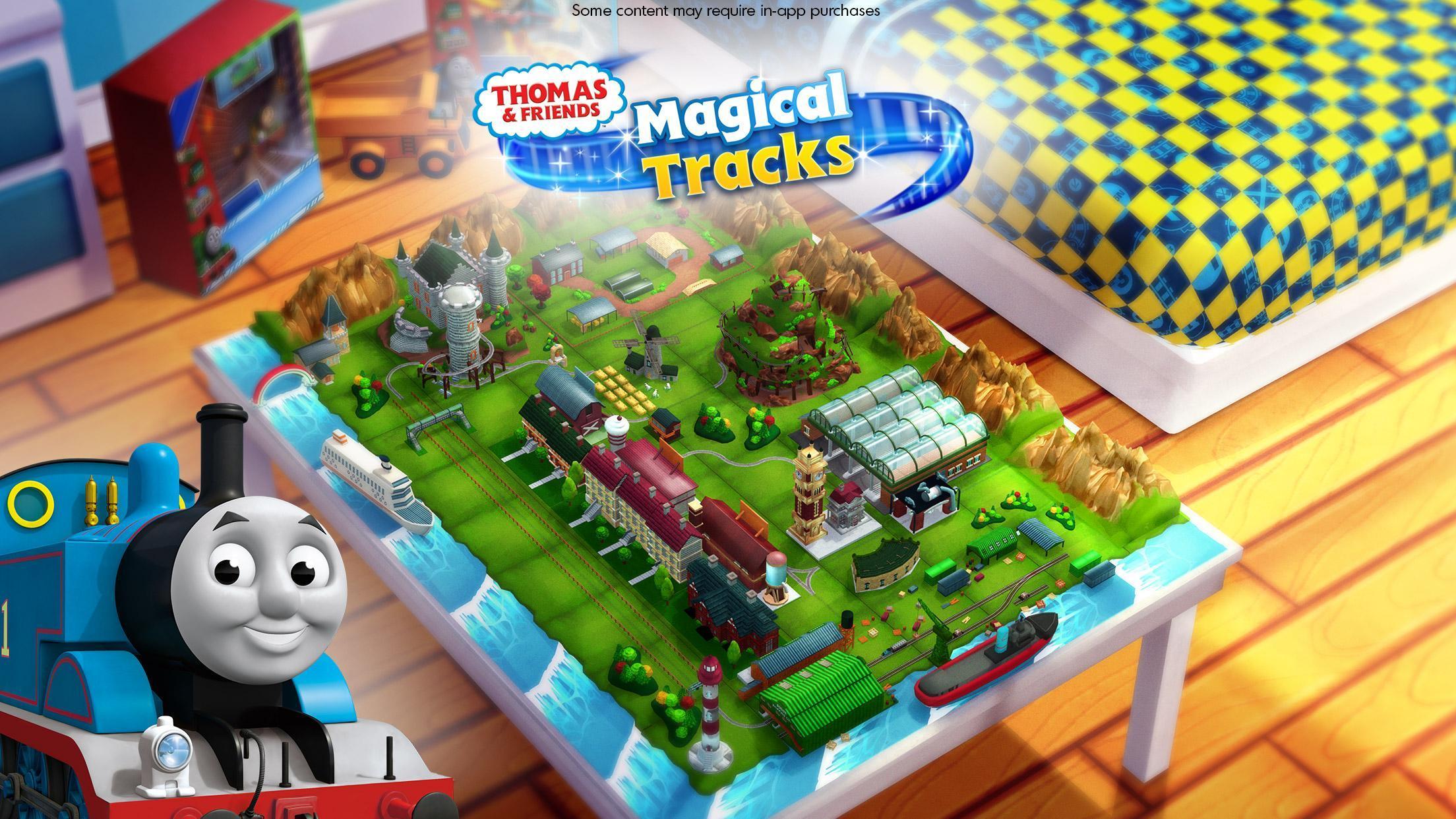 Thomas & Friends: Magical Tracks 1.10 Screenshot 1