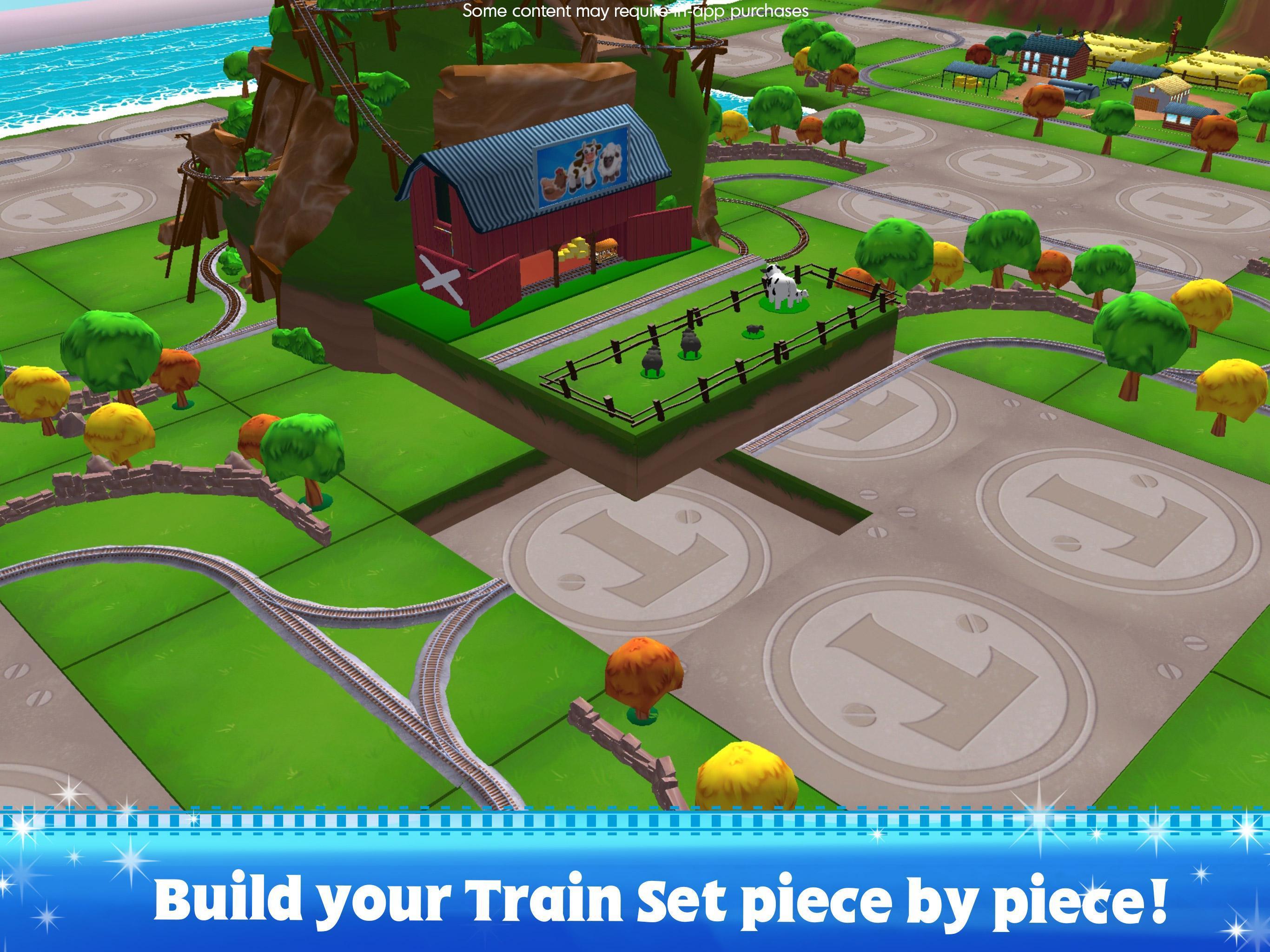 Thomas & Friends: Magical Tracks 1.10 Screenshot 10