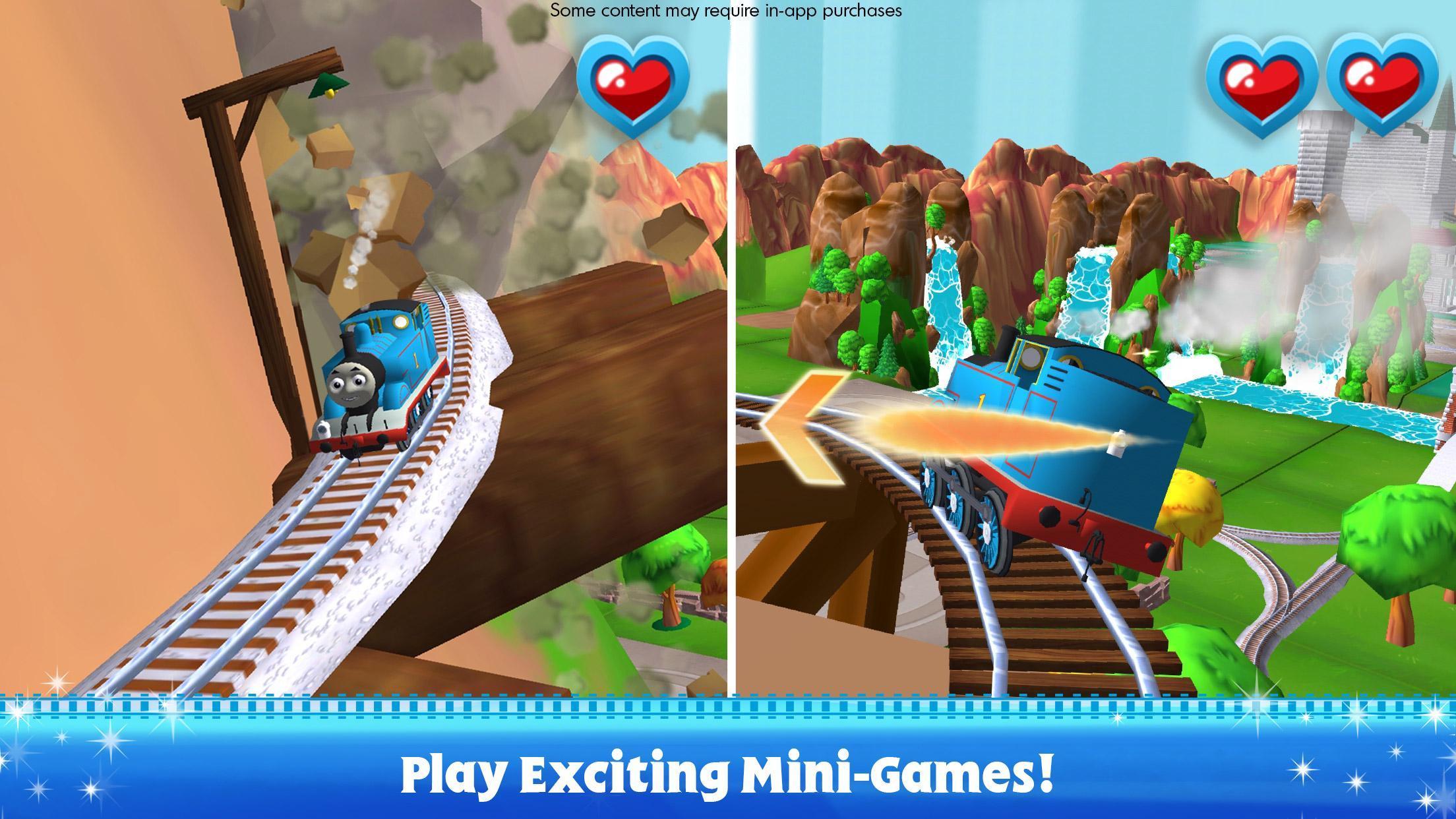 Thomas & Friends: Magical Tracks 1.10 Screenshot 2