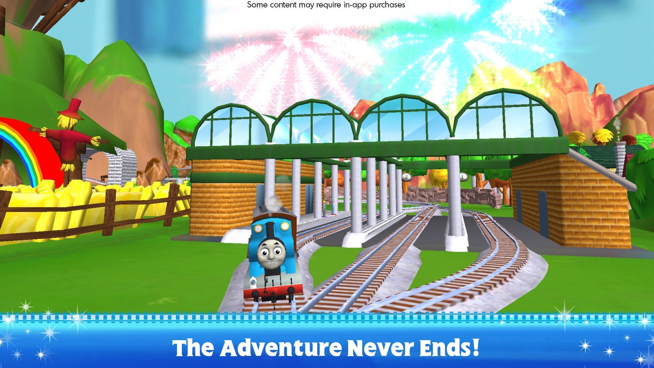 Thomas & Friends: Magical Tracks 1.10 Screenshot 3