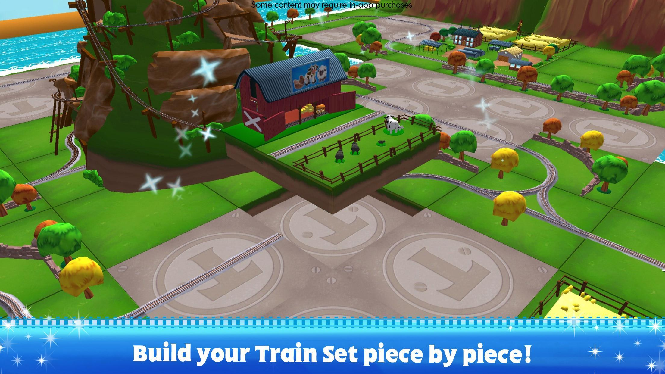 Thomas & Friends: Magical Tracks 1.10 Screenshot 4