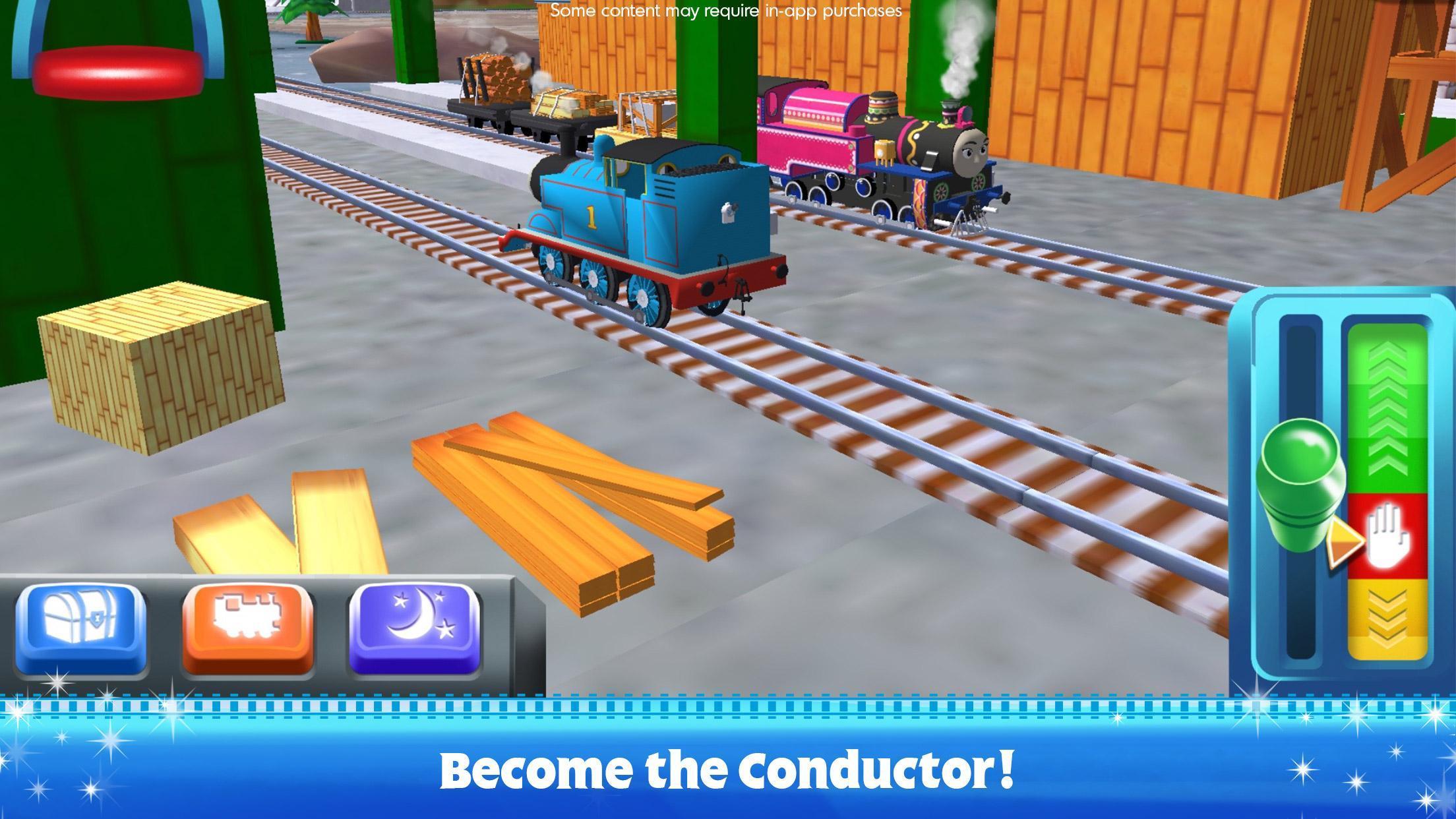 Thomas & Friends: Magical Tracks 1.10 Screenshot 5
