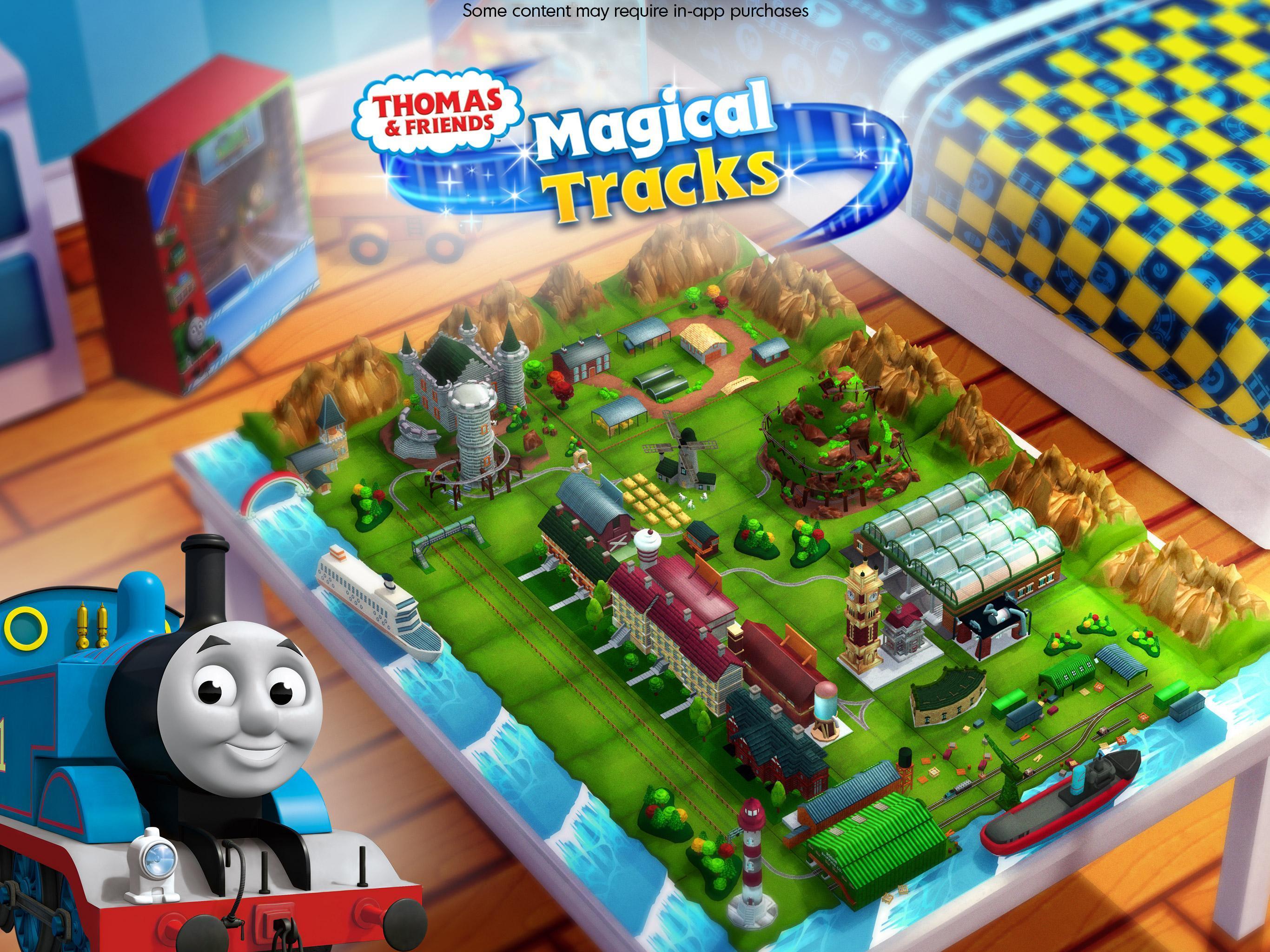 Thomas & Friends: Magical Tracks 1.10 Screenshot 6
