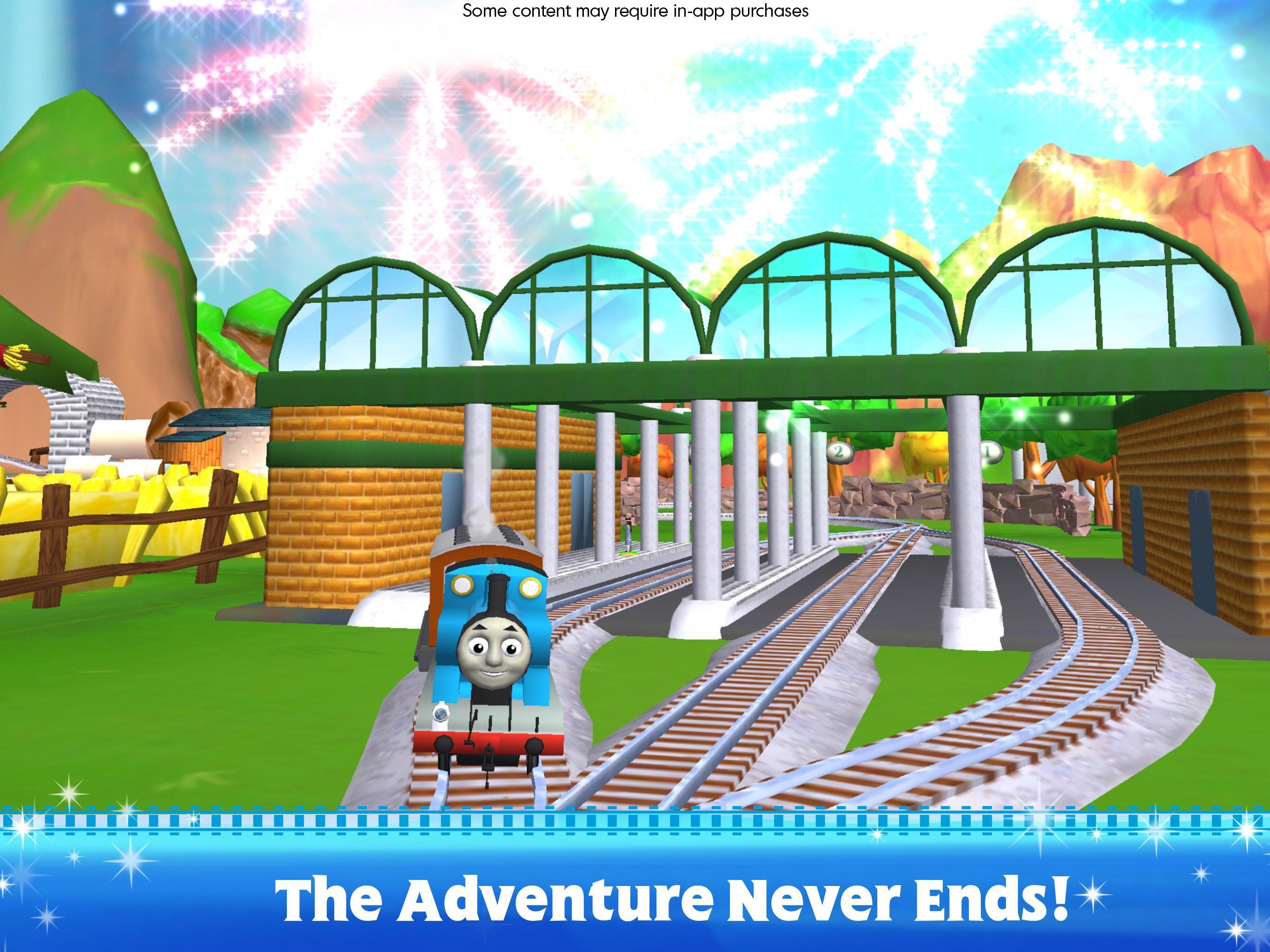 Thomas & Friends: Magical Tracks 1.10 Screenshot 9