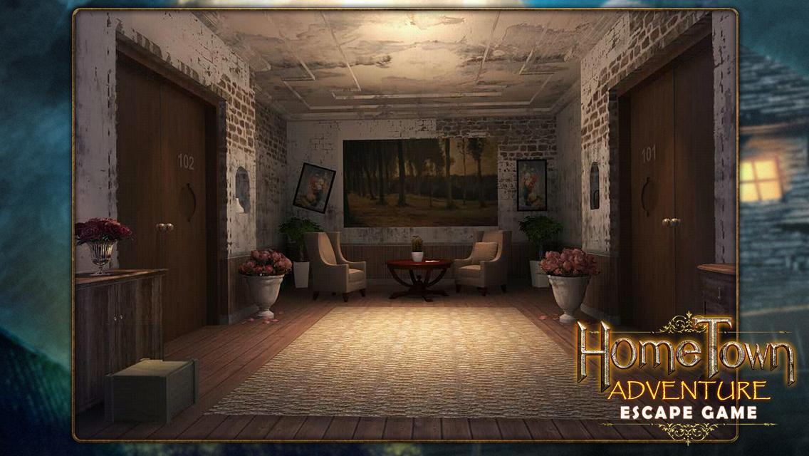 Escape game:home town adventure 29 Screenshot 1