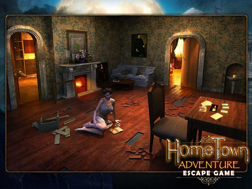 Escape game:home town adventure 29 Screenshot 10