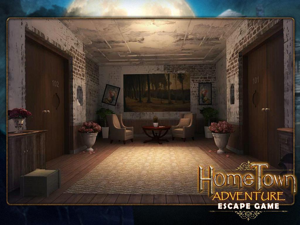 Escape game:home town adventure 29 Screenshot 11
