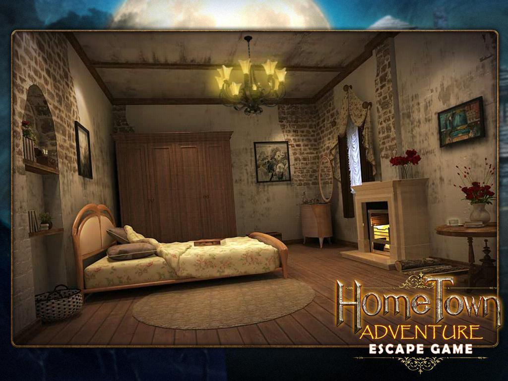 Escape game:home town adventure 29 Screenshot 14