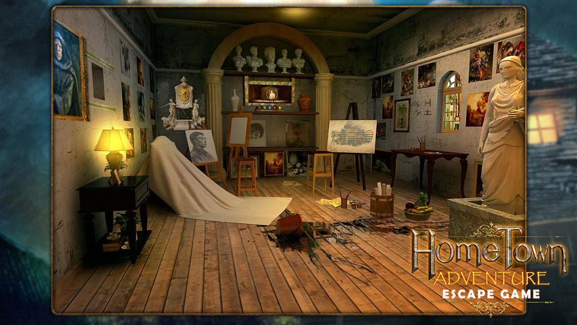 Escape game:home town adventure 29 Screenshot 2