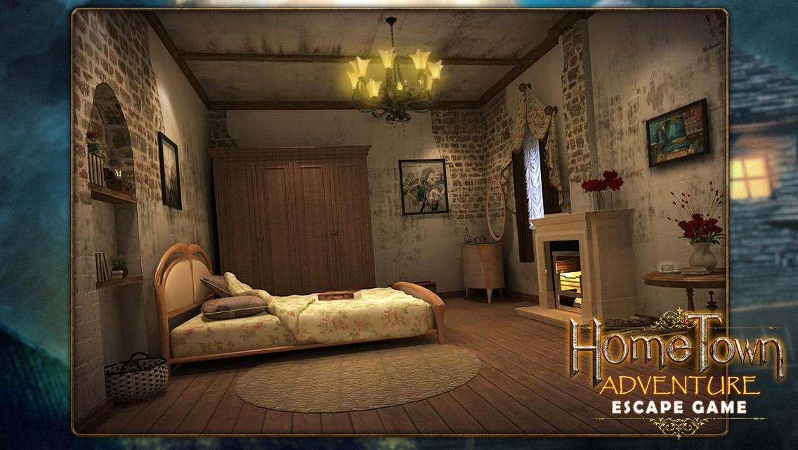 Escape game:home town adventure 29 Screenshot 4