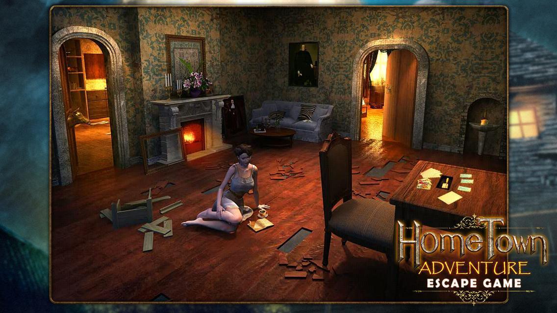 Escape game:home town adventure 29 Screenshot 5