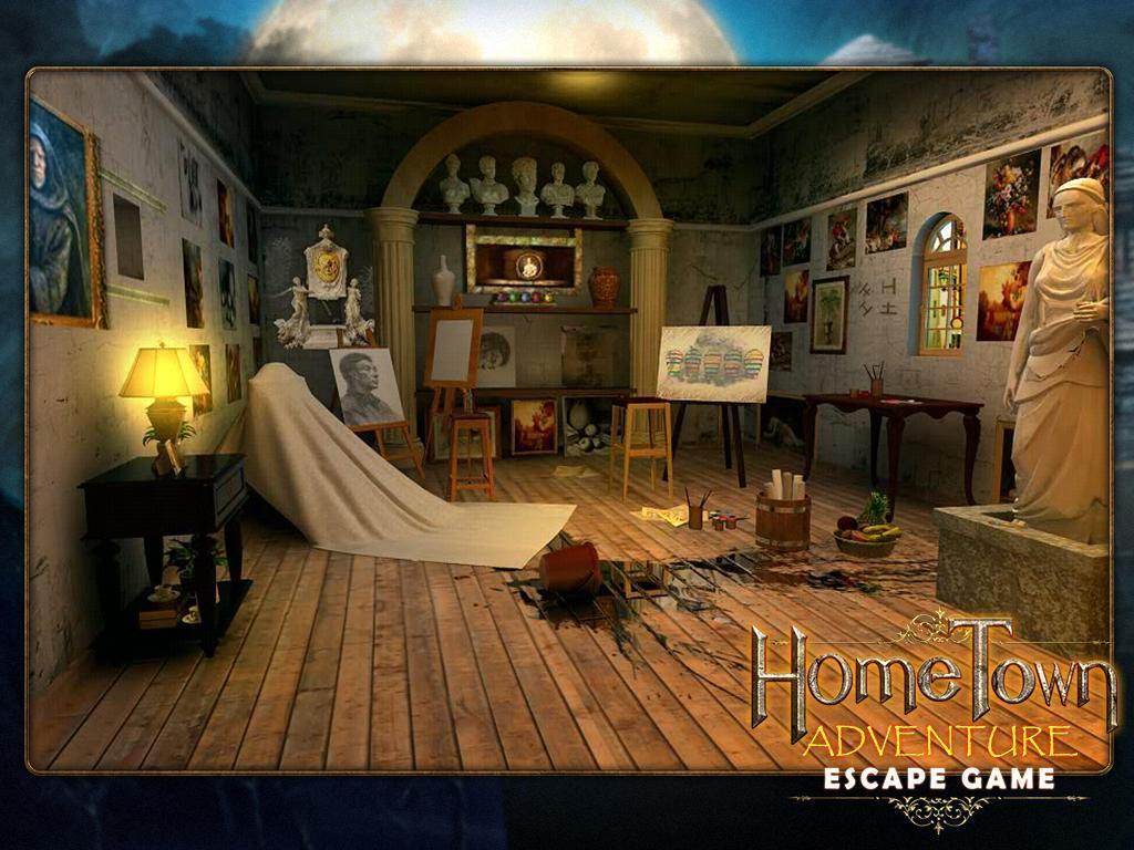 Escape game:home town adventure 29 Screenshot 7