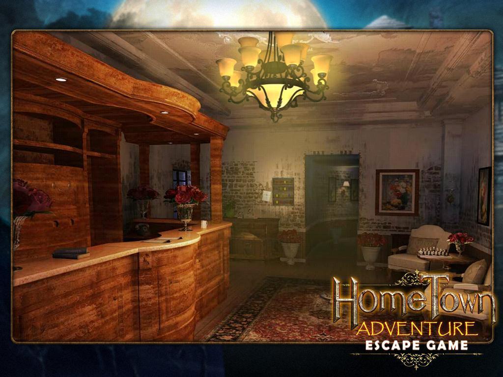 Escape game:home town adventure 29 Screenshot 8