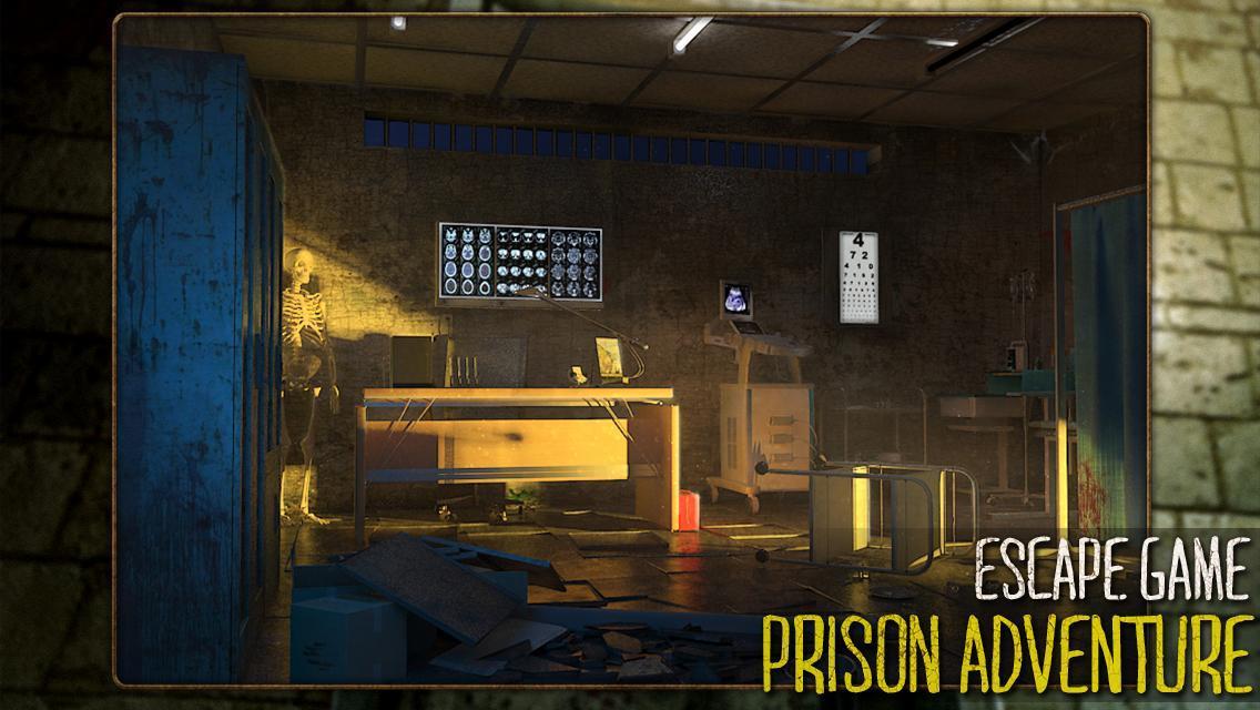 Escape game:prison adventure 21 Screenshot 1