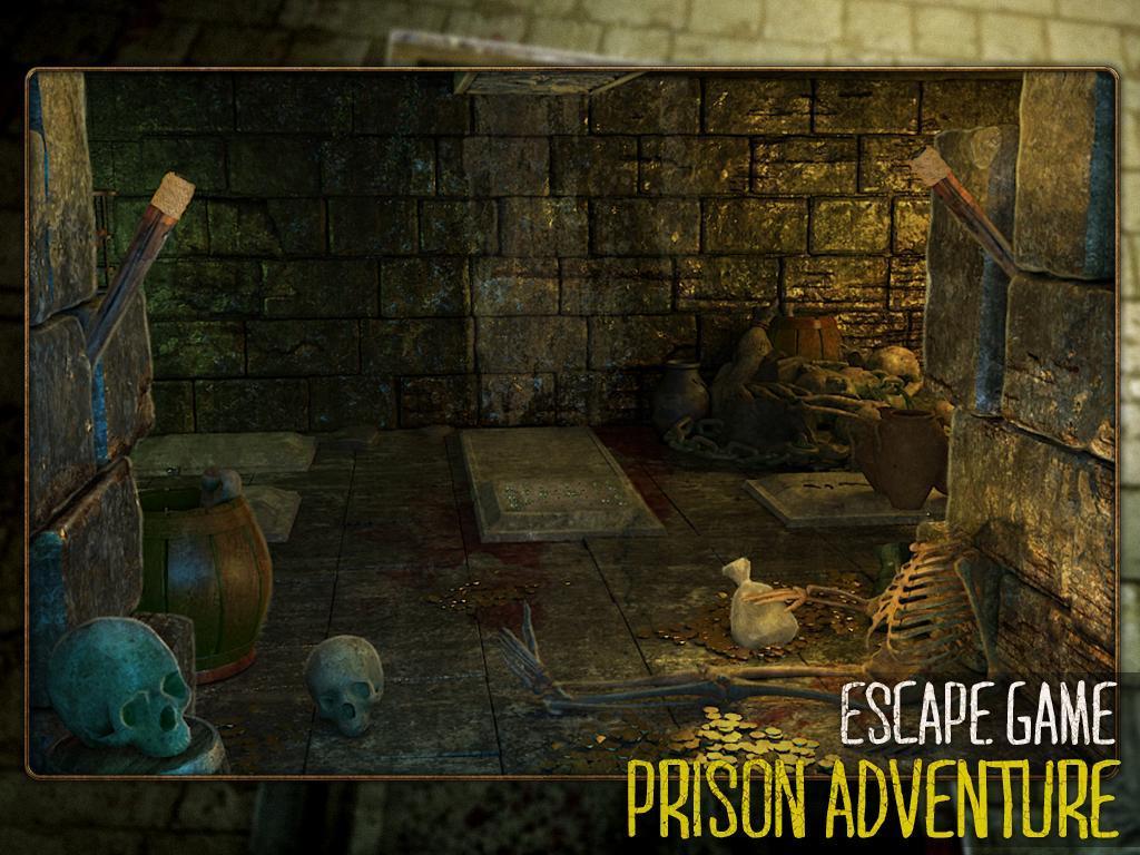 Escape game:prison adventure 21 Screenshot 10