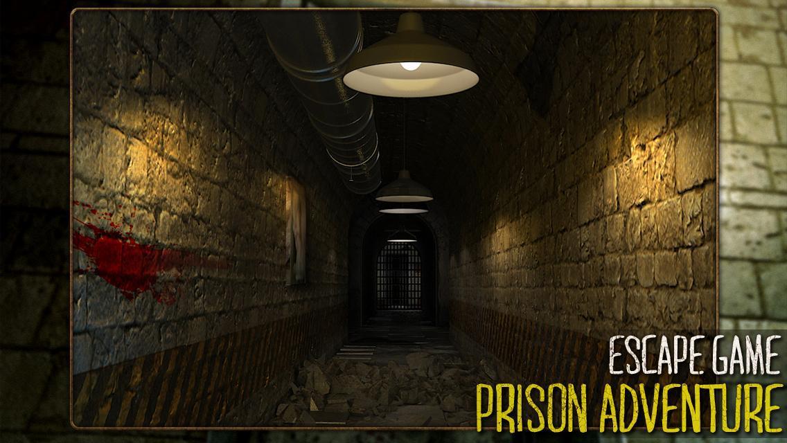 Escape game:prison adventure 21 Screenshot 2