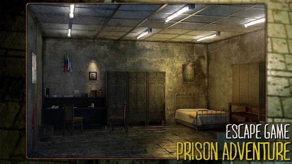 Escape game:prison adventure 21 Screenshot 4