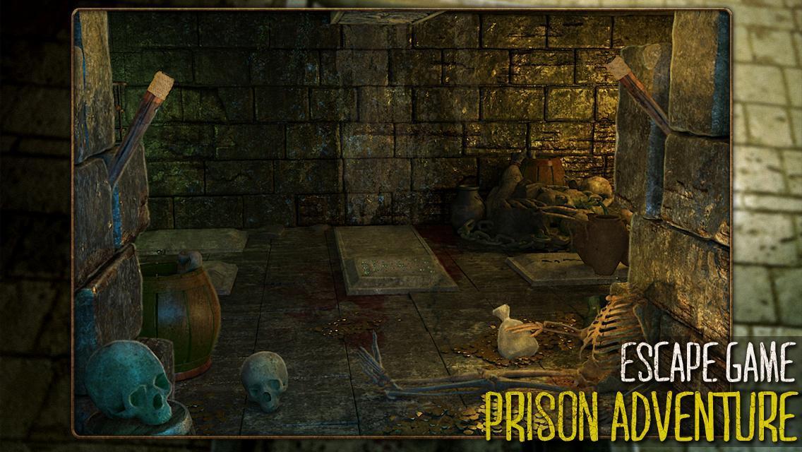 Escape game:prison adventure 21 Screenshot 5