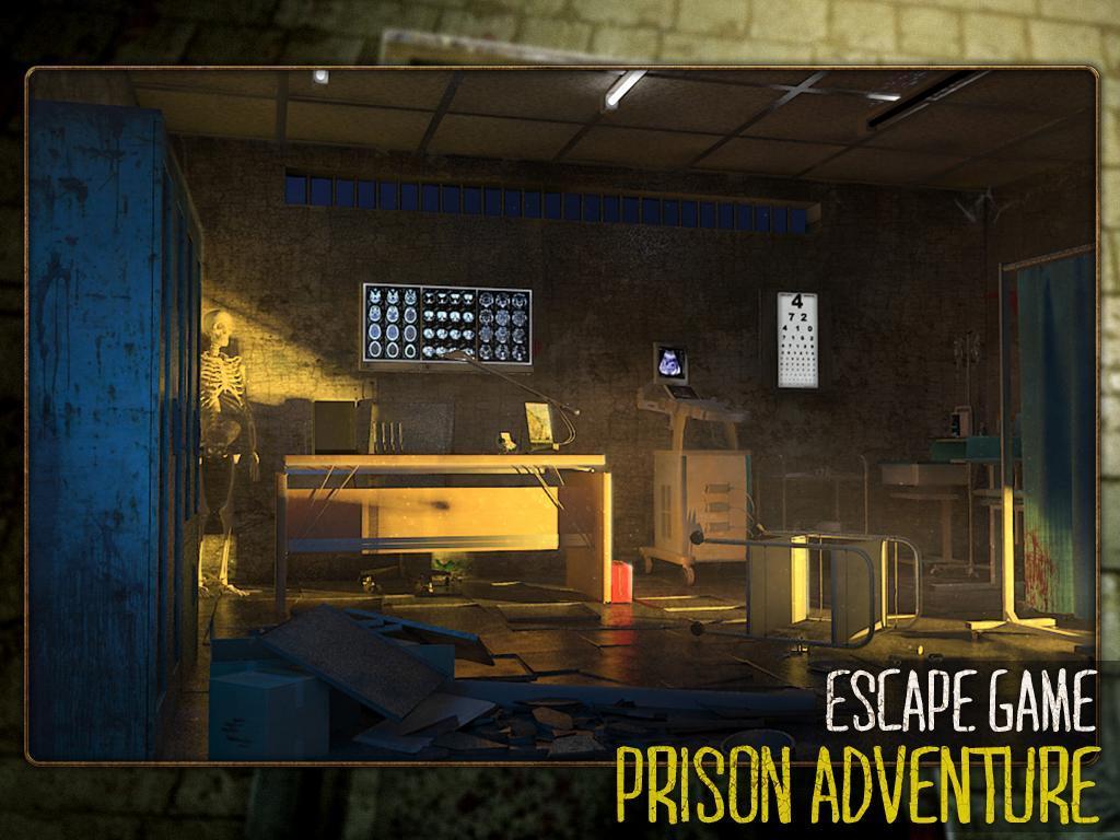 Escape game:prison adventure 21 Screenshot 6