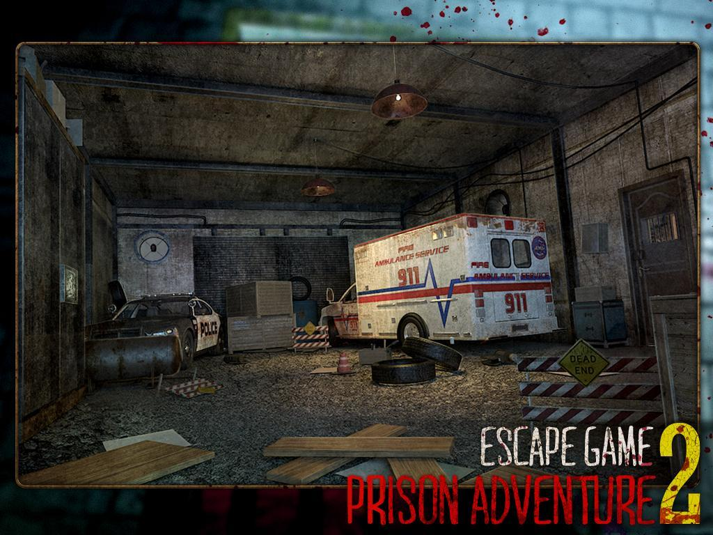 Escape game : prison adventure 2 21 Screenshot 10