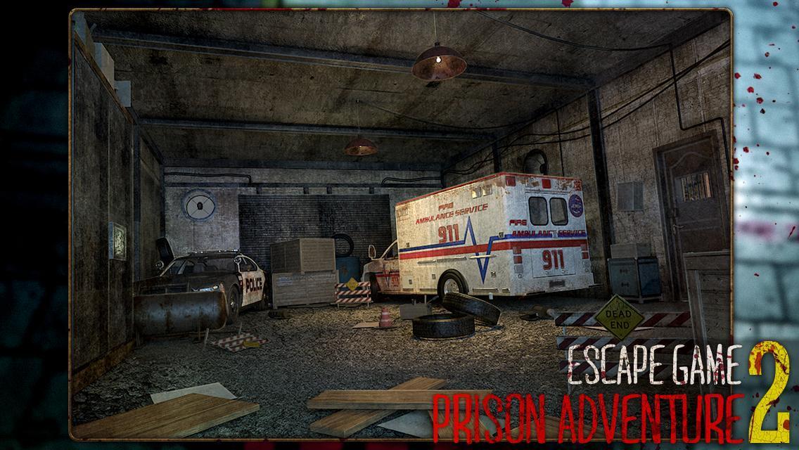 Escape game : prison adventure 2 21 Screenshot 5