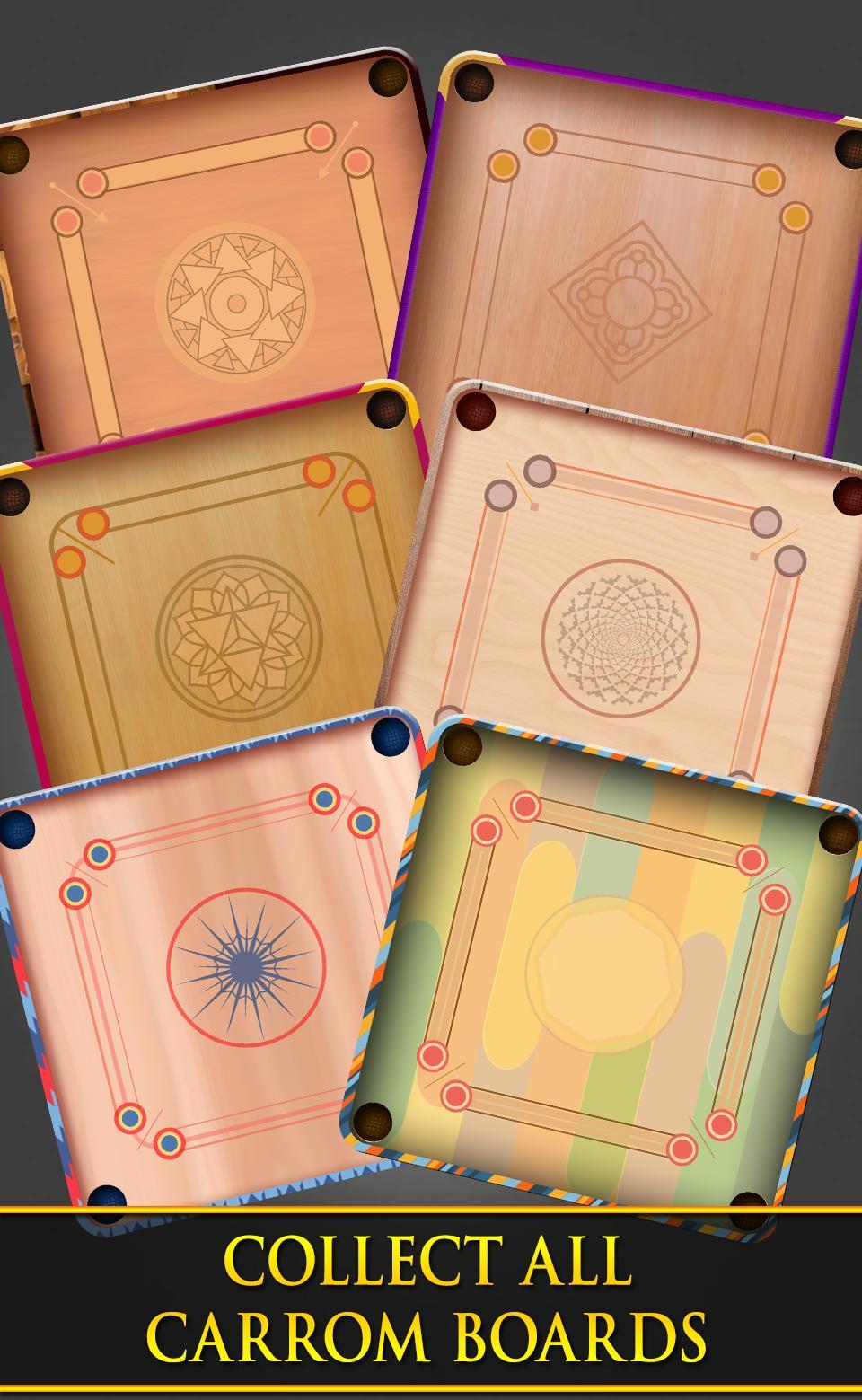 Carrom Royal Multiplayer Carrom Board Pool Game 10.2.9 Screenshot 6