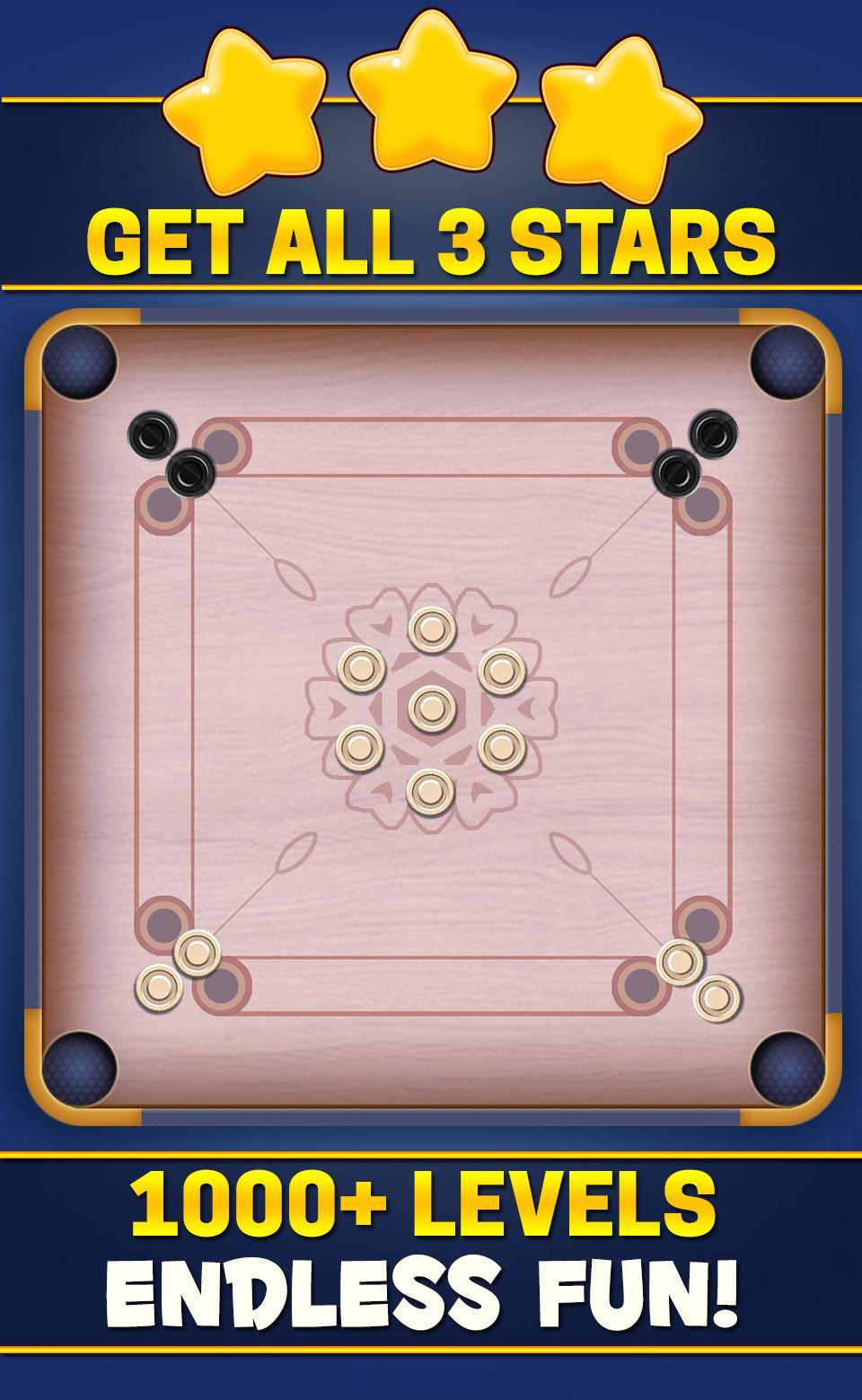 Carrom Club Online : Carrom Board Disc Pool Game 10.3.7 Screenshot 2