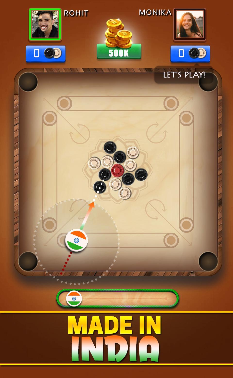 Carrom Club Online : Carrom Board Disc Pool Game 10.3.7 Screenshot 3