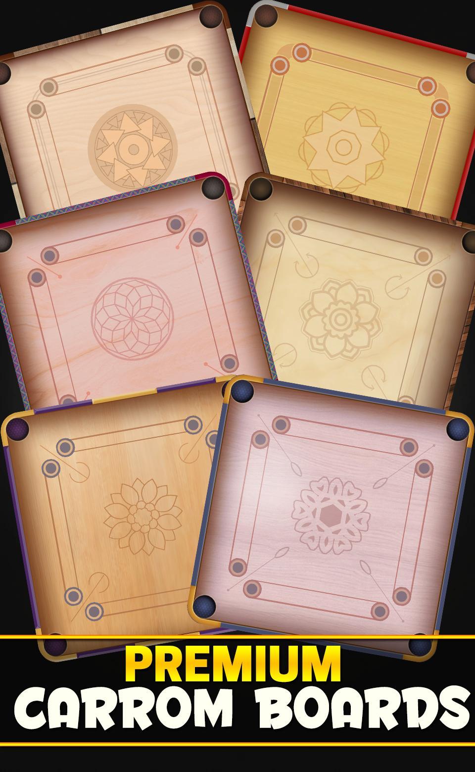 Carrom Club Online : Carrom Board Disc Pool Game 10.3.7 Screenshot 9