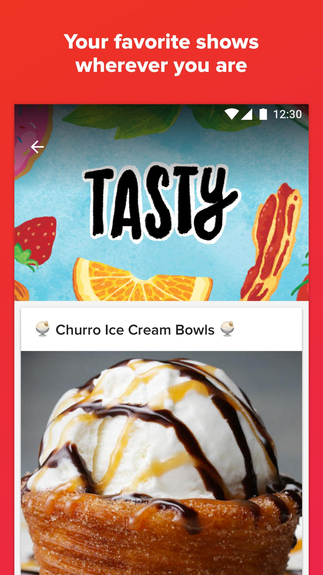 BuzzFeed News, Tasty, Quizzes 5.58 Screenshot 1